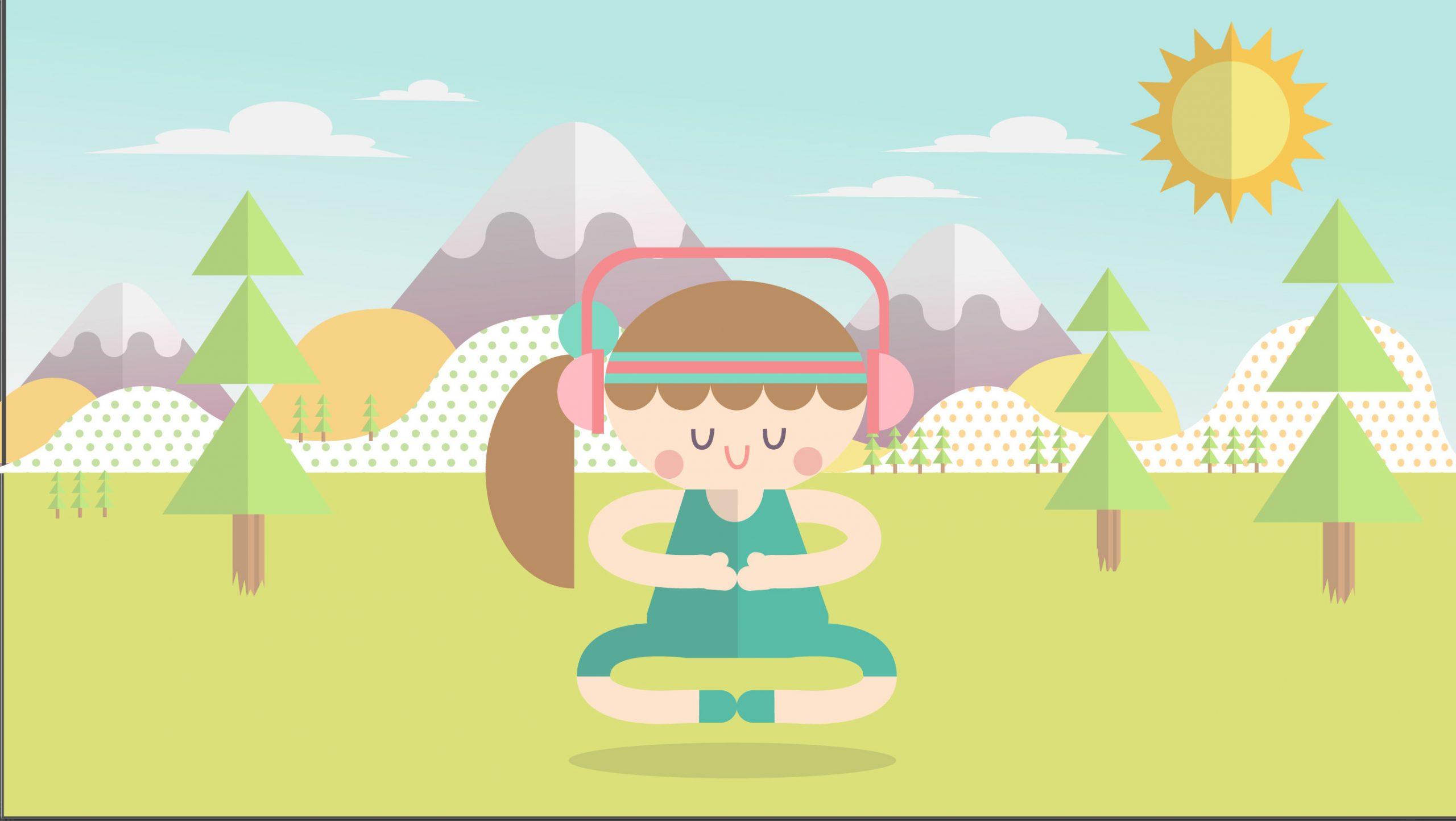 Anlene Milk Animation illustrations | TMRRW  x PIGOLOGIST